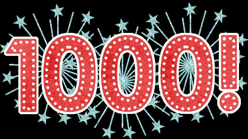 SignCommand Celebrates 1000 Signs!
