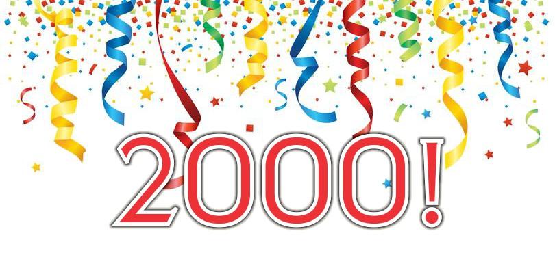 SignCommand Celebrates 2000 Signs!